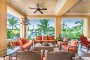 Beach Style House Plan - 5 Beds 6.5 Baths 5797 Sq/Ft Plan #938-102 Exterior - Covered Porch
