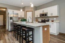 Traditional Interior - Kitchen Plan #70-1474
