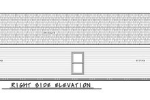 House Design - Traditional Exterior - Other Elevation Plan #20-2341