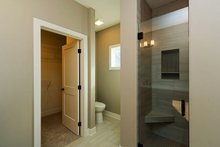 Dream House Plan - Ranch Interior - Master Bathroom Plan #70-1458