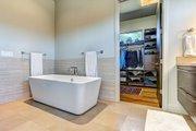 Modern Style House Plan - 3 Beds 3.5 Baths 3264 Sq/Ft Plan #892-12