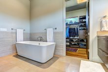 Modern Interior - Master Bathroom Plan #892-12