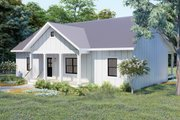 Cottage Style House Plan - 3 Beds 2 Baths 1500 Sq/Ft Plan #44-247