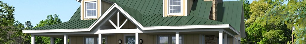 Small Country House Plans, Floor Plans & Designs with Porch