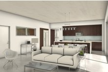 House Blueprint - Modern Interior - Other Plan #497-34