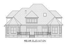 Traditional Exterior - Rear Elevation Plan #1054-79