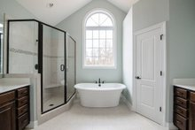Traditional Interior - Master Bathroom Plan #927-28