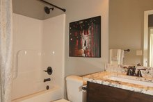 Home Plan - Mediterranean Interior - Bathroom Plan #20-2174
