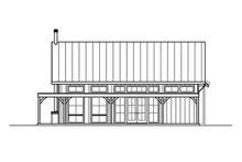 Craftsman Exterior - Other Elevation Plan #124-1202