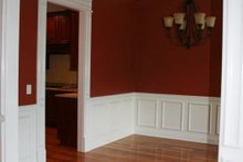 Dream House Plan - European Interior - Dining Room Plan #21-243