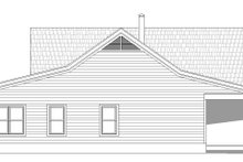 House Plan Design - Country Exterior - Other Elevation Plan #932-60
