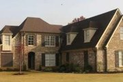 European Style House Plan - 3 Beds 3 Baths 2995 Sq/Ft Plan #81-1171 Exterior - Front Elevation