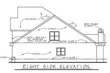 Home Plan Design - European Exterior - Front Elevation Plan #20-1231