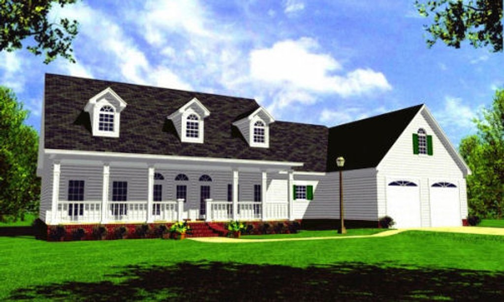 Farmhouse style house plan 3 beds 2 5 baths 1799 sq ft for House plans manitoba