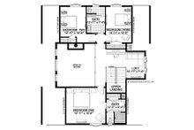 Farmhouse Floor Plan - Upper Floor Plan Plan #928-328
