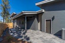 Dream House Plan - Modern Exterior - Other Elevation Plan #895-127