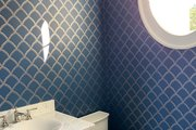 Craftsman Style House Plan - 4 Beds 4.5 Baths 5810 Sq/Ft Plan #437-96 Interior - Bathroom