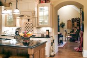 Traditional Style House Plan - 5 Beds 4.5 Baths 3482 Sq/Ft Plan #927-11 Interior - Kitchen