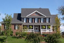 Colonial Exterior - Other Elevation Plan #429-21