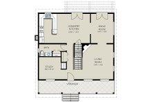 Country Floor Plan - Main Floor Plan Plan #427-1