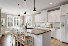 Craftsman Interior - Kitchen Plan #461-54