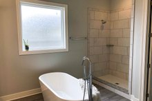 Cottage Interior - Master Bathroom Plan #406-9657