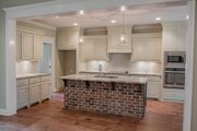 Country Style House Plan - 3 Beds 2 Baths 2239 Sq/Ft Plan #430-167 Interior - Kitchen