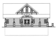 Dream House Plan - Country Exterior - Other Elevation Plan #117-301
