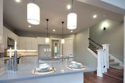 Craftsman Style House Plan - 3 Beds 2.5 Baths 4081 Sq/Ft Plan #935-3 Interior - Kitchen