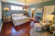 Craftsman Style House Plan - 3 Beds 2 Baths 1590 Sq/Ft Plan #461-20 Interior - Master Bedroom