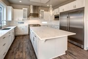 Traditional Style House Plan - 6 Beds 4 Baths 3620 Sq/Ft Plan #1066-70 Interior - Kitchen