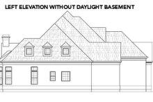 Home Plan - European Exterior - Other Elevation Plan #119-360
