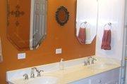 Craftsman Style House Plan - 3 Beds 2 Baths 1627 Sq/Ft Plan #21-364 Interior - Master Bedroom