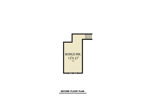 Dream House Plan - Farmhouse Floor Plan - Upper Floor Plan #1070-149