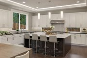 Contemporary Style House Plan - 5 Beds 4.5 Baths 4313 Sq/Ft Plan #1066-125 Interior - Kitchen