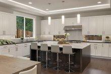 Home Plan - Contemporary Interior - Kitchen Plan #1066-125