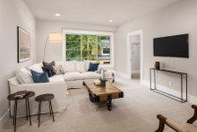 House Plan Design - Contemporary Interior - Other Plan #1066-14