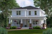 Craftsman Style House Plan - 5 Beds 3.5 Baths 2632 Sq/Ft Plan #461-45