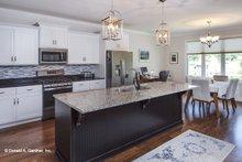 Architectural House Design - Craftsman Interior - Kitchen Plan #929-916