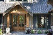 Craftsman Style House Plan - 4 Beds 3.5 Baths 3346 Sq/Ft Plan #48-548