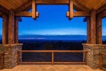 Ranch Exterior - Covered Porch Plan #895-29