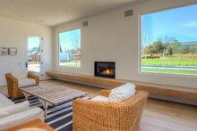 Dream House Plan - Ranch Interior - Family Room Plan #888-8