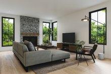 Architectural House Design - Craftsman Photo Plan #23-2733