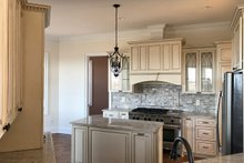 Ranch Interior - Kitchen Plan #437-90