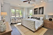 Farmhouse Style House Plan - 4 Beds 4 Baths 2545 Sq/Ft Plan #927-990 Interior - Master Bedroom