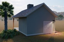 Dream House Plan - Traditional Exterior - Other Elevation Plan #1060-94