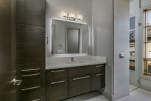 Modern Interior - Bathroom Plan #892-17