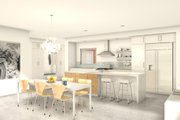 Modern Style House Plan - 3 Beds 2 Baths 2298 Sq/Ft Plan #497-54 Interior - Other