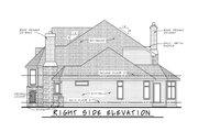 European Style House Plan - 4 Beds 5 Baths 4269 Sq/Ft Plan #20-2047
