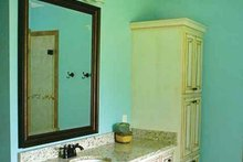 Colonial Interior - Bathroom Plan #430-35